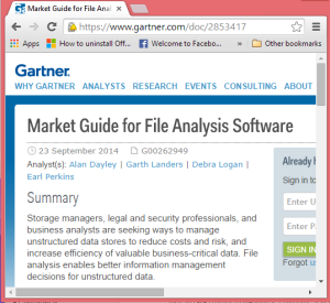 GartnerFileAnalysis