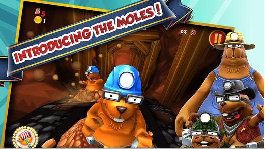 Moles-iTunes