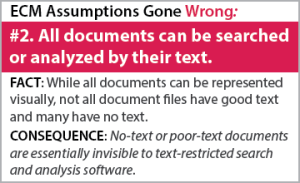 ECM Assumptions gone wrong no 3 text v02