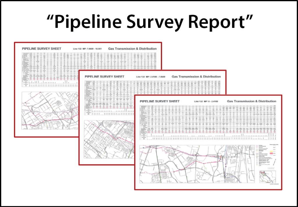 Pipeline Survey Report Group or Cluster