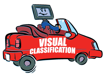 Visual Classification car_v03